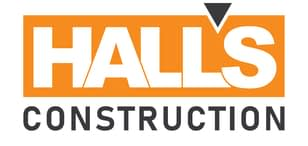 Halls Construction Perth Logo