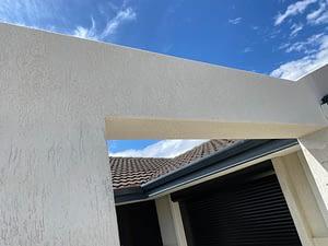 Brick Lintel Repairs - After