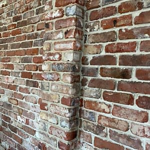Brick Feature Wall Repairs